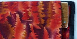 Quilt Hanger in Sleeve