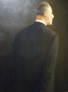 Portrait of Lincoln Kirstein, 1965