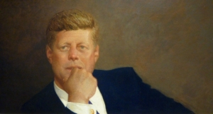 Portrait of John F. Kennedy, 1967