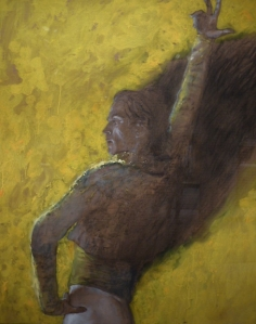 Nuryev--Don Quixote--Yellow Background, 2001