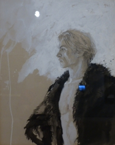 Profile, In Fur, Nuryev, 1977