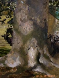 Goat Tree, 2006