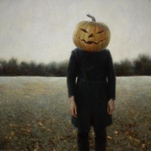 Pumpkinhead, Self-Portrait