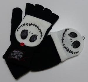 Jack Skellington Fingerless Gloves