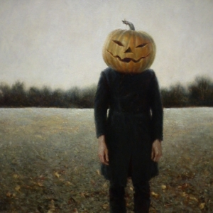 Pumpkinhead, Self-Portrait, 1972