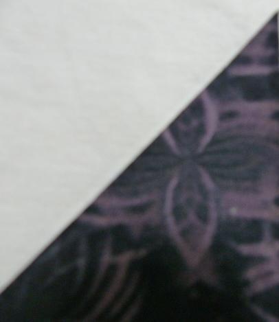 Fabric for nostrils