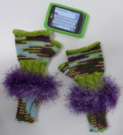 Candy's Fingerless Gloves