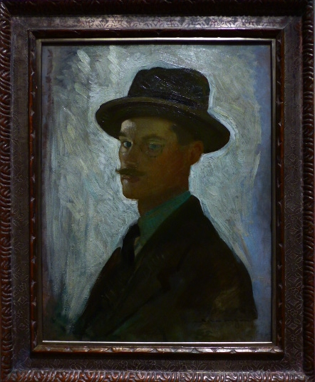 Self-Portrait, 1911