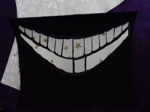 Placing teeth
