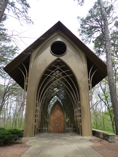 Mildred B Cooper Memorial Chapel
