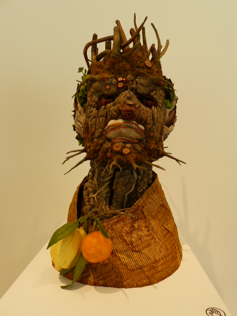 Winter (After Arcimboldo) Maquette, 2010