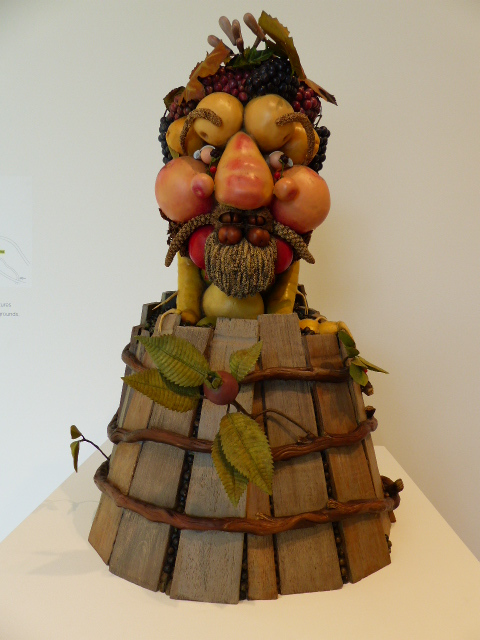 Autumn (After Arcimboldo) Maquette