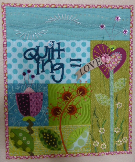 Quilting=Love