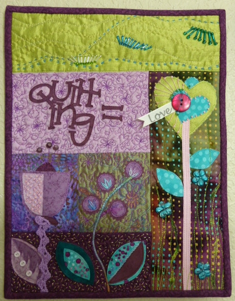Quilting=Love Class