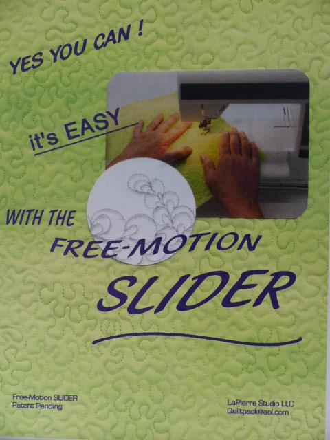 Free-Motion Slider