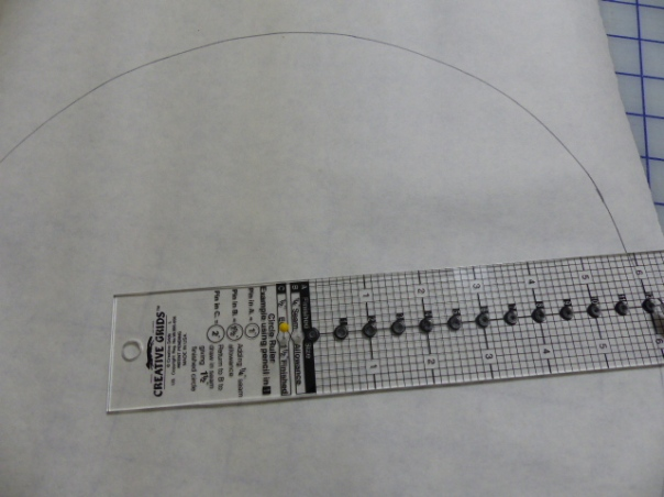 Creative Grids Circle Ruler