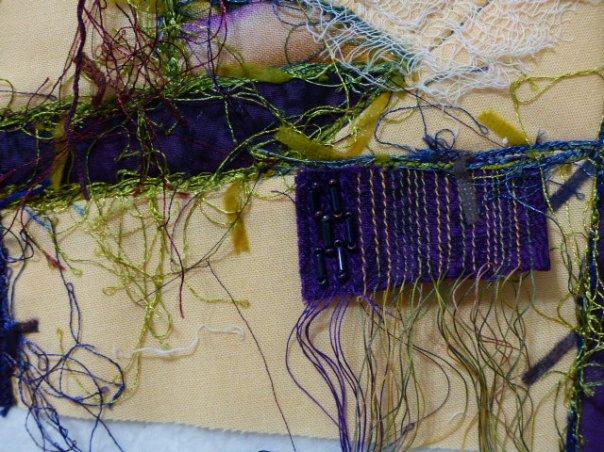 Bugle and seed beads