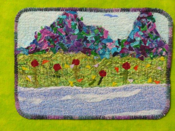Landscape card 5x7
