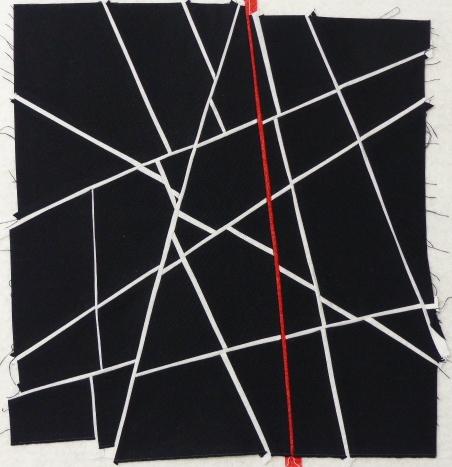Adding a red line